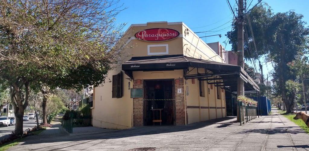 Restaurante Paraguassu